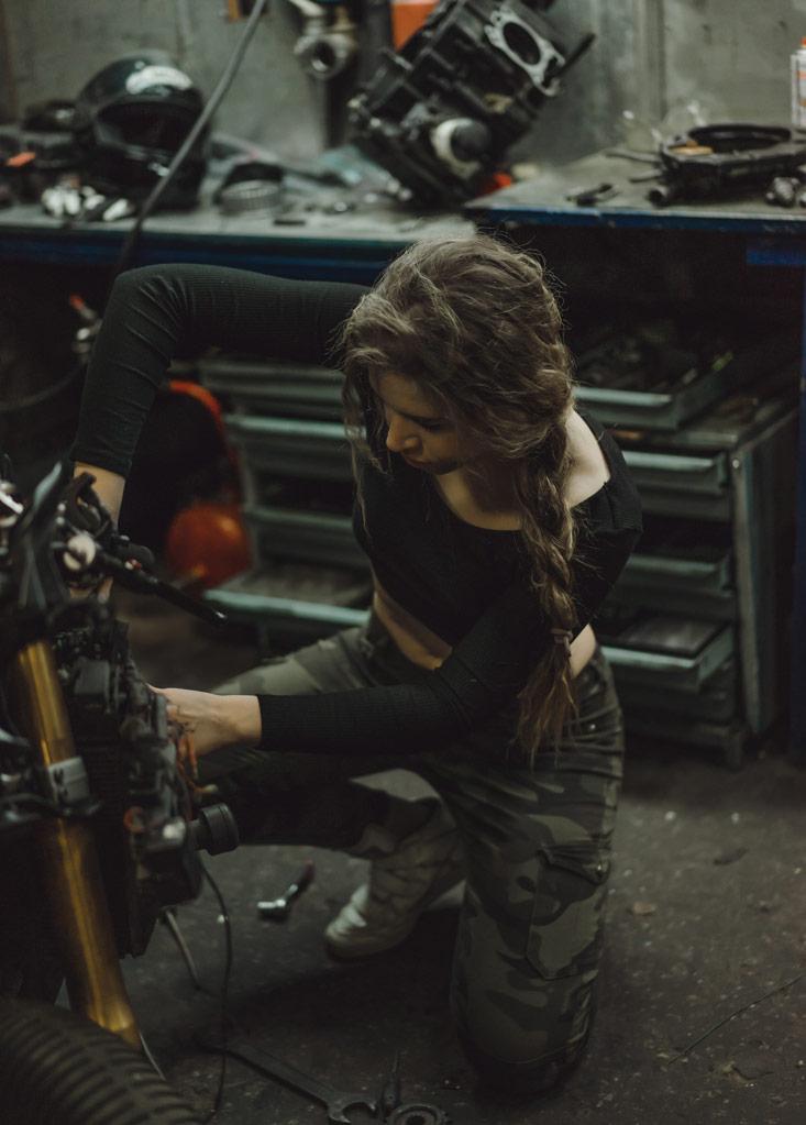 serwis motocyklowy Poznań, naprawa, budowa motocykli, profesjonalny mechanik